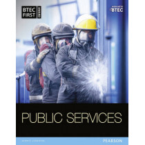 BTEC First in Public Services Student Book by Debra Gray, 9781446910818