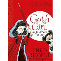 Goth Girl and the Fete Worse Than Death by Chris Riddell, 9781447201755
