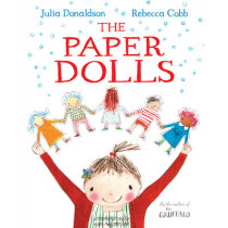 The Paper Dolls by Julia Donaldson, 9781447220145