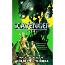 Scavenger: Zoid by Paul Stewart, 9781447231486