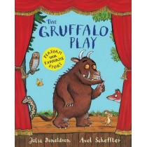 The Gruffalo Play by Julia Donaldson, 9781447243090