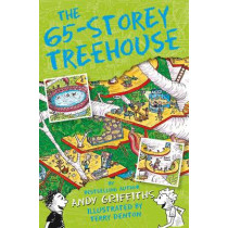 The 65-Storey Treehouse by Andy Griffiths, 9781447287599