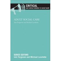 Adult Social Care by Iain Ferguson, 9781447316169