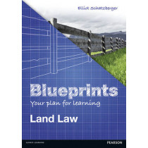 Blueprints: Land Law by Elliott Schatzberger, 9781447904946