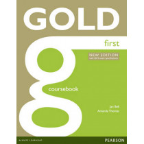 Gold First New Edition Coursebook by Jan Bell, 9781447907145