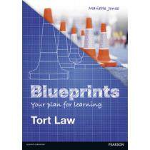 Blueprints: Tort Law by Mariette Jones, 9781447920021