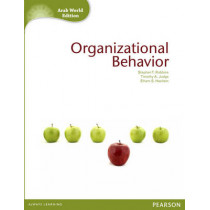 Organizational Behavior (Arab World Edition) with MyManagementLab by Stephen Robbins, 9781447940081