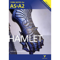 Hamlet: York Notes for AS & A2 by Jeff Wood, 9781447948872