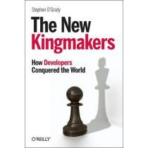 New Kingmakers by Stephen O'Grady, 9781449356347