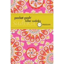 Pocket Posh Killer Sudoku 2: 100 Puzzles by The Puzzle Society, 9781449433758