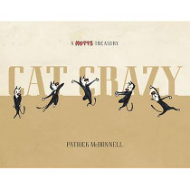 Cat Crazy: A Mutts Treasury by Patrick McDonnell, 9781449437251