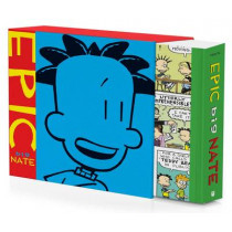 Epic Big Nate by Lincoln Peirce, 9781449471958