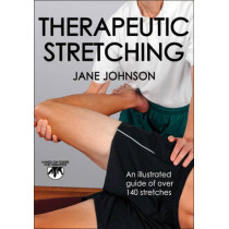 Therapeutic Stretching by Jane Johnson, 9781450412759