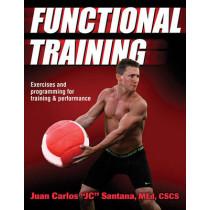 Functional Training by Juan Carlos Santana, 9781450414821