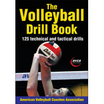 The Volleyball Drill Book by AVCA, 9781450423861