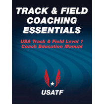 USA Track & Field Coaching Essentials by USA Track & Field, 9781450489324