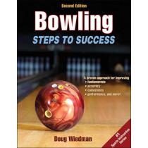 Bowling: Steps to Success by Douglas L. Wiedman, 9781450497909