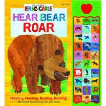 Hear Bear Roar by Eric Carle, 9781450874779