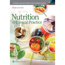Nutrition in Clinical Practice by Katz, 9781451186642