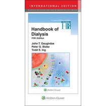 Handbook of Dialysis by John T. Daugirdas, 9781451188714