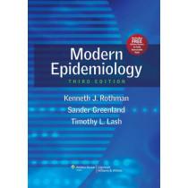 Modern Epidemiology by Kenneth J. Rothman, 9781451190052