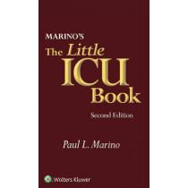 Marino's The Little ICU Book by Paul L. Marino, 9781451194586