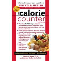 The Calorie Counter by PH D Karen J Nolan, 9781451621631