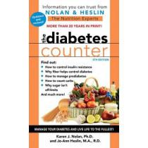The Diabetes Counter by PH D Karen J Nolan, 9781451621662