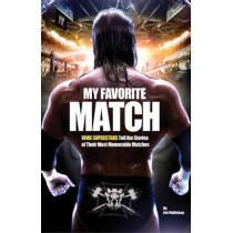 My Favorite Match by Jon Robinson, 9781451631760