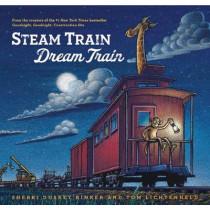 Steam Train, Dream Train by Sherri Duskey Rinker, 9781452109206