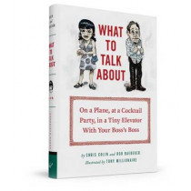 What to Talk About by Chris Colin, 9781452114507