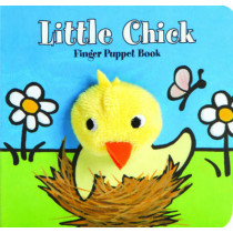 Little Chick: Finger Puppet Book by Chronicle Books, 9781452129174