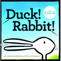 Duck! Rabbit! by Amy Krouse Rosenthal, 9781452137339