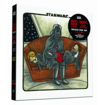 Darth Vader & Son / Vader's Little Princess Deluxe Box Set (includes two art prints) (Star Wars) by Jeffrey Brown, 9781452144870