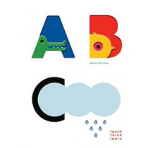 TouchThinkLearn: ABC by Xavier Deneux, 9781452145037