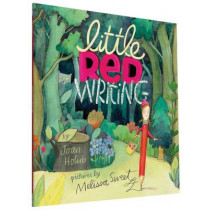 Little Red Writing by Joan Holub, 9781452152097