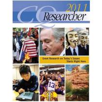 CQ Researcher Bound Volume 2011 by CQ Press, 9781452239873
