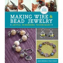 Making Wire & Bead Jewelry: Artful Wirework Techniques by Janice Berkebile, 9781454702870