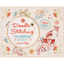 Doodle Stitching Transfer Pack: 300+ Embroidery Patterns by Aimee Ray, 9781454709022