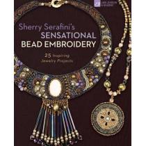 Sherry Serafini's Sensational Bead Embroidery: 25 Inspiring Jewelry Projects by Sherry Serafini, 9781454710370