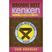 Brown Belt KenKen (R) by Tetsuya Miyamoto, 9781454904199