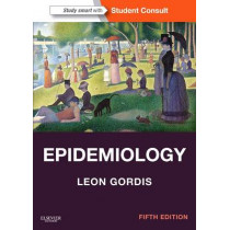 Epidemiology: with STUDENT CONSULT Online Access by Leon Gordis, 9781455737338