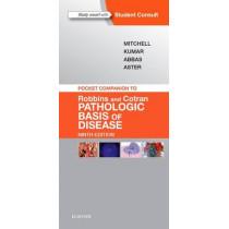 Pocket Companion to Robbins & Cotran Pathologic Basis of Disease by Richard N. Mitchell, 9781455754168
