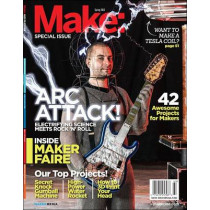 Make - Maker Projects Guide by Mark Frauenfelder, 9781457182952