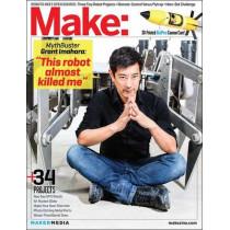 Make - Technology in Your Time V 39 by Mark Frauenfelder, 9781457183829