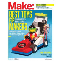 Make: Technology on Your Time V41 by Mark Frauenfelder, 9781457183843