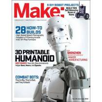 Make: Volume 45 by Jason Babler, 9781457187117