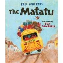 The Matatu by Eric Walters, 9781459812963