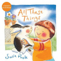 All These Things by Susie Poole, 9781462745142