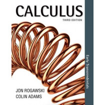 Calculus: Early Transcendentals by Jon Rogawski, 9781464114885